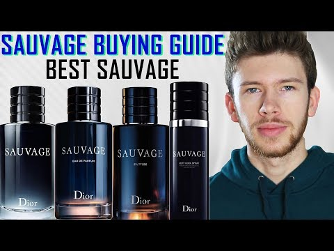 Sauvage Christian Dior cologne - a fragrance for men 2015