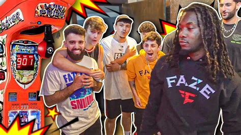 » FaZe Clan: Who Can Punch the Hardest Challenge ft