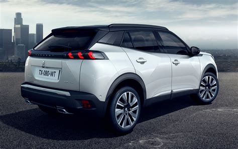 2019 Peugeot 2008 GT Line - Wallpapers and HD Images   Car