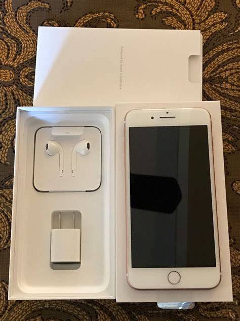 Apple IPhone 7 Plus Gold 128GB ( Rose Gold) for sale in