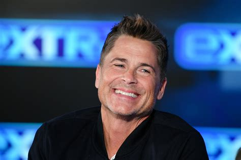 Rob Lowe Explains Why Being Famous in the '80s Was Better