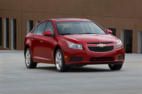 2011 Chevrolet Cruze Review - Top Speed