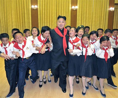 We thought Justin Bieber was coming! North Korean leader