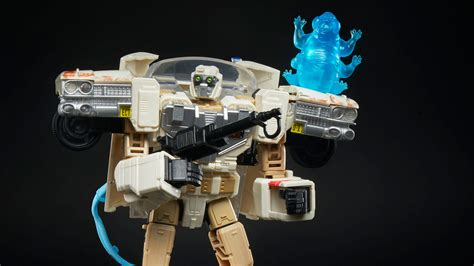Transformers Meet Ghostbusters Afterlife In This Ecto-1