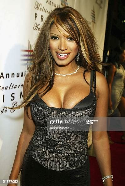 Actress Traci Bingham arrives at the 9th Annual