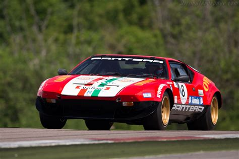 1972 DeTomaso Pantera Group 4 - Images, Specifications and