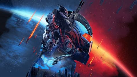 Mass Effect Legendary Edition Is Up for Preorder - IGN
