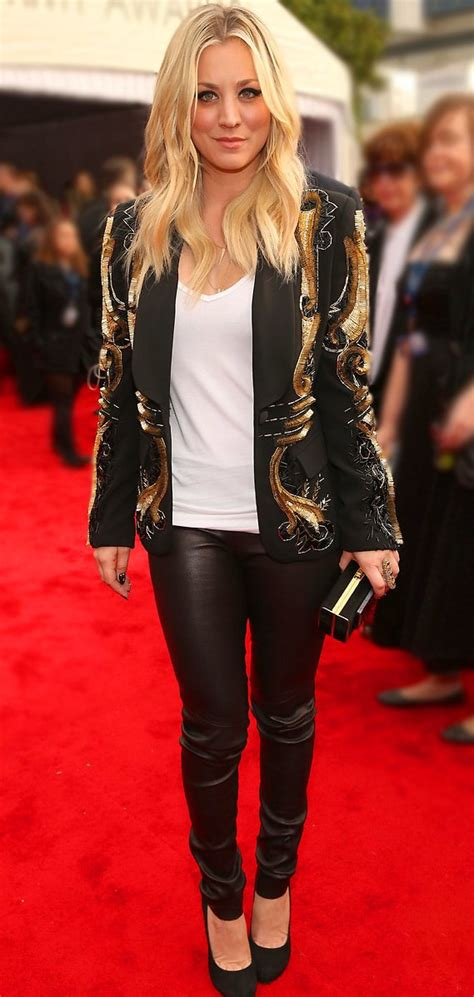 Cranky Beauty Pants: Kaley Cuoco, is That Finally You