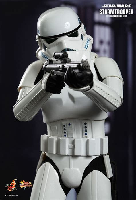 Hot Toys: Star Wars A New Hope – Stormtrooper