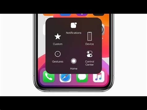 How to enable touch screen home button on iPhone 7 ,6s in