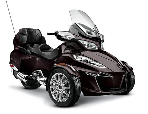 2014 Can-Am Spyder RT Limited Review