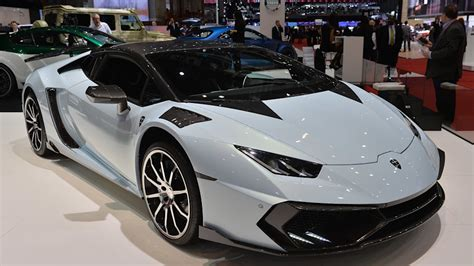 Mansory loads up the Lamborghini Huracan with more power