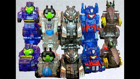 Energon Racers Pack - Angry Birds Transformers Telepods