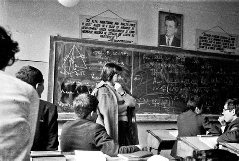 My Life As A Child, Teen And Student In The Communist