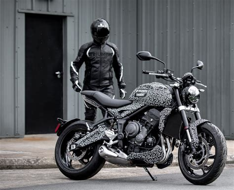 2021 Triumph Trident Concept Guide • Total Motorcycle